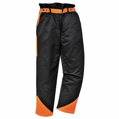 Portwest CH11 Mens CE Certified black oak chainsaw Safety trousers size S-2XL