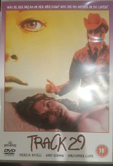 TRACK 29 DVD THERESA RUSSELL, GARY OLDMAN, CHRISTOPHER LLOYD NICHOLAS ROEG FILM