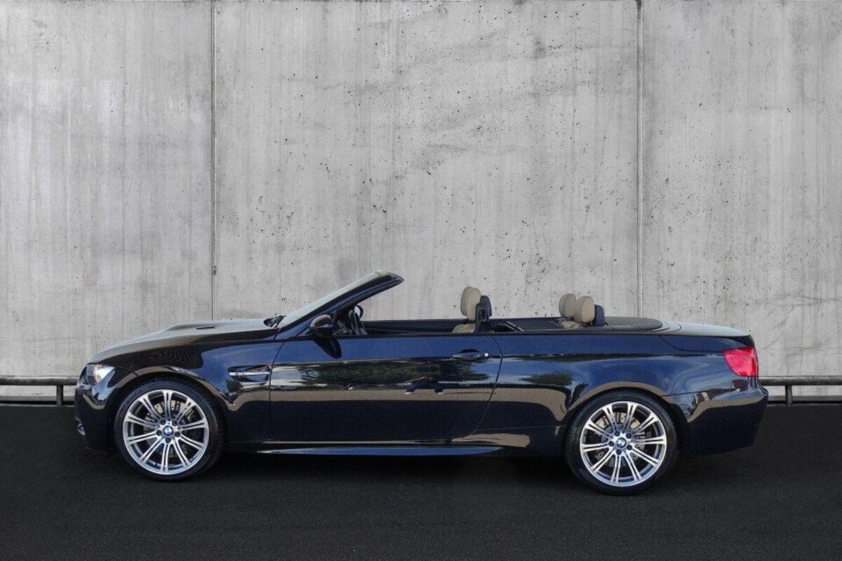 BMW M3 Cabriolet DKG