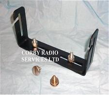 Taxi base para radio para Motorola gm350 Gm360 Vertex 2000 Radio & 2 tornillos de ajuste manual