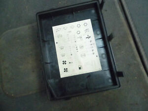 s-l300 Range Rover P Fuse Box For Sale on
