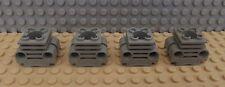 4 Lego Technic Light Grey Vehicle Engine Piston Cylinder 2850 Ideal Spares T035