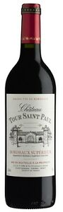 CHATEAU TOUR ST PAUL Bordeaux Superieur 2014 (6 x 750mL)