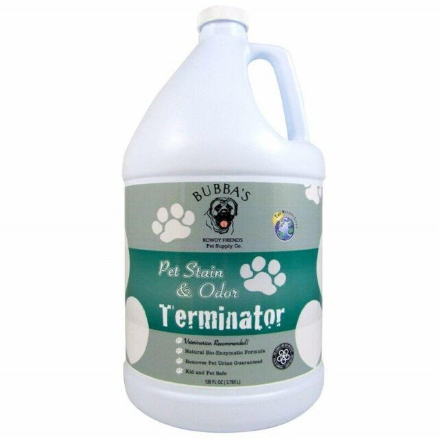 Enzyme Enzymatic Cleaner Pet Odor Eliminator Stain Remover Dog Cat Urine 1  Gal