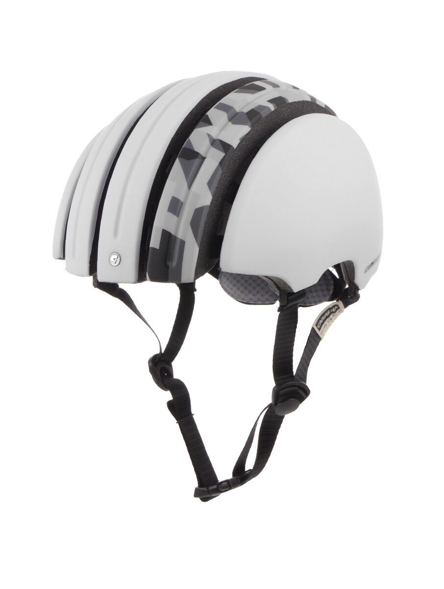 Carrera Fahrradhelm Helm Schutzhelm white Foldable_C Grap Camouflage