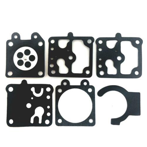 Gasket /& Diaphragm Kit for WALBRO WZ Carburetors #D10WZ