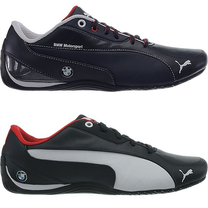 PUMA Drift Cat 5 BMW men's sneakers noble casual shoes smooth leather NEW