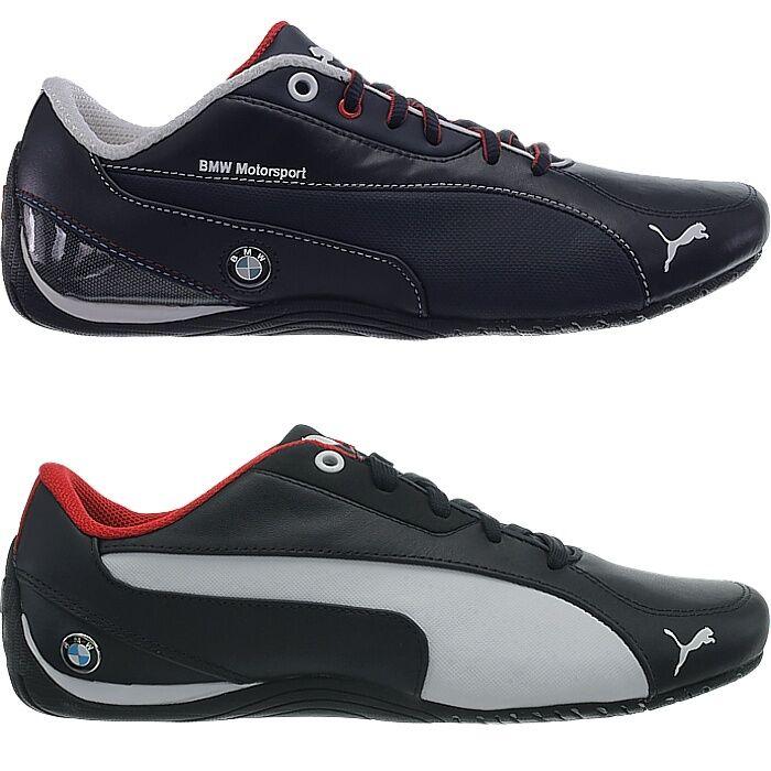 Puma Drift CAT 5 BMW zapatillas de hombre noble zapatos nuevo casuales de cuero suave nuevo zapatos b0c355