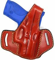 Premium Leather Thumb Break Belt Holster For Beretta Px4 3 Subcompact
