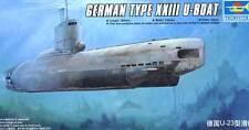 Trumpeter - U-Boot German Typ XXIII Type Modell-Bausatz kit 1:144 NEU OVP Tipp