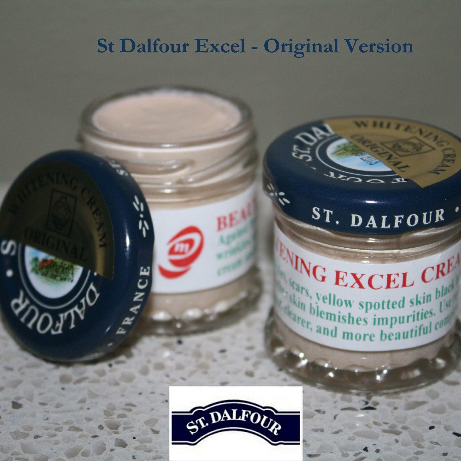 st dalfour whitening cream how to use