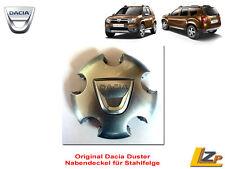 4 x Dacia Duster Radnabendeckel / Nabendeckel für Stahlfelge Original NEU/OVP
