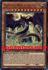 Yu-Gi-Oh Slifer il Drago del Cielo MVP1-IT057 Ultra Rara ITA the Sky Dragon