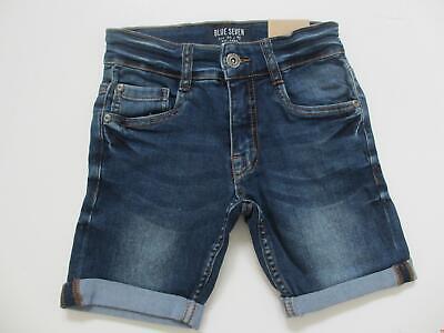 2019 Mode Blue Seven Teens Bermuda Kurze Hose Jeans 645038 Neu