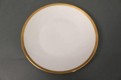 Rosenthal Winifred Elfenbein Goldrand ° 1 Suppenteller ° Ø 24 cm um 1930