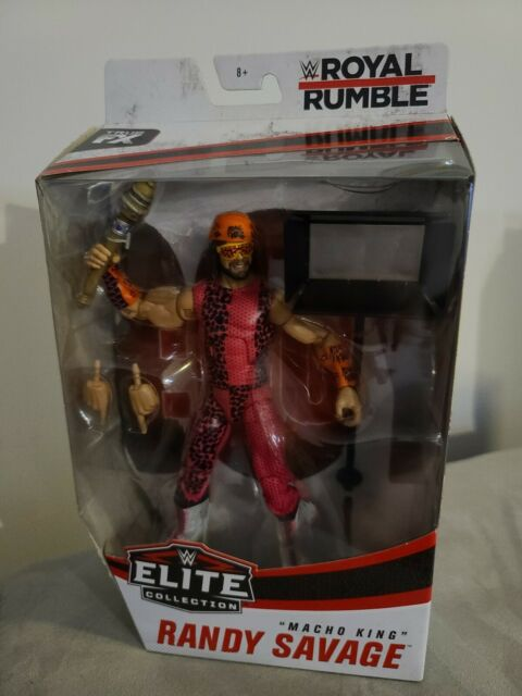 WWE Randy Savage Macho Man Action Figure Elite Series 44 Mattel Toy NEW