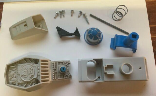Kenner Star Wars Vintage grey x-wing parts lot - no repro