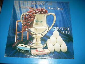 Society-of-Orpheus-amp-Bacchus-of-YALE-University-LP-Greatest-Hits-VG-NM