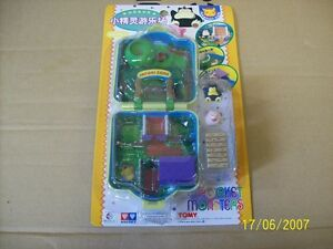 Pokemon-Mini-le-Monde-Poche-Monsters-Safari-Zone-Tomy-1998-Snorlax-Chansey