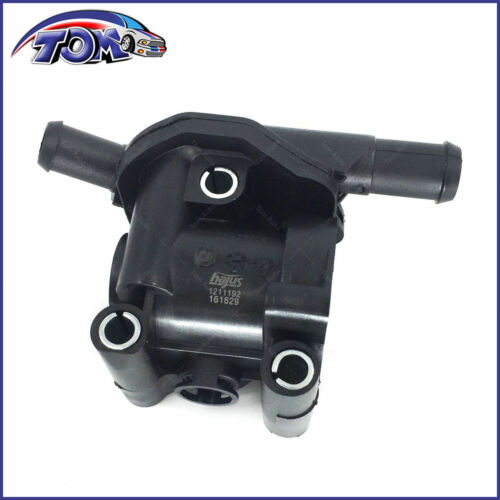 NEW THERMOSTAT HOUSING WATER OUTLET COOLANT FOR 00-04 FORD MAZDA FOCUS 2.0L