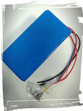 Batteria Litio 48V-15Ah per Electric Bike con BMS e Carica Batteria
