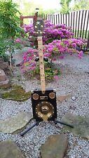 Cigar Box Guitar Custom Built  4-String Resonator/Dobro OR Lap Steel