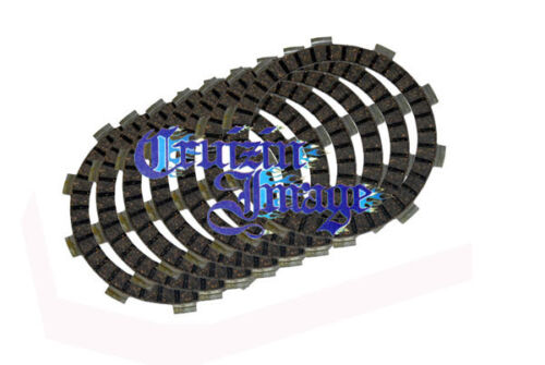 1999-2000 HONDA CBR600 F4 CLUTCH PLATES SET 7 FRICTION PLATES CD1193
