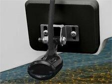 Stern Saver glue-on transducer mounting system for Furuno fish finder (Black)