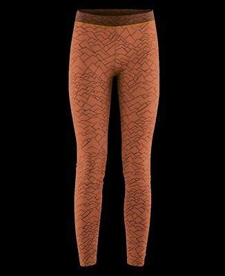 Bergsteigen & Klettern Herrlich Red Chili Omina Women Pant Elastische Damenhose Leggins Yogahose Spice