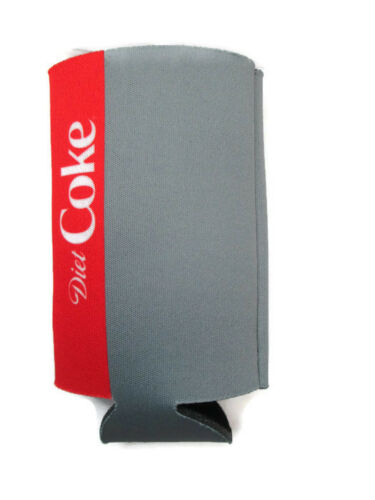 BRAND NEW Diet Coke Koozie Coozie Foam New Style Can Holder