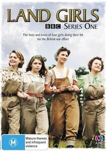 Land-Girls-Series-1-region-4-like-new-watched-once