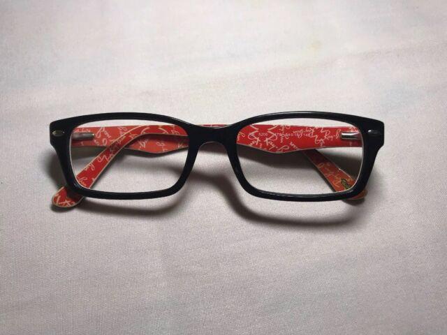 40a3c74546 Ray-Ban RB 5206 Havana Tortoise 2445 Frame Eyeglasses 52mm 16 140 ...