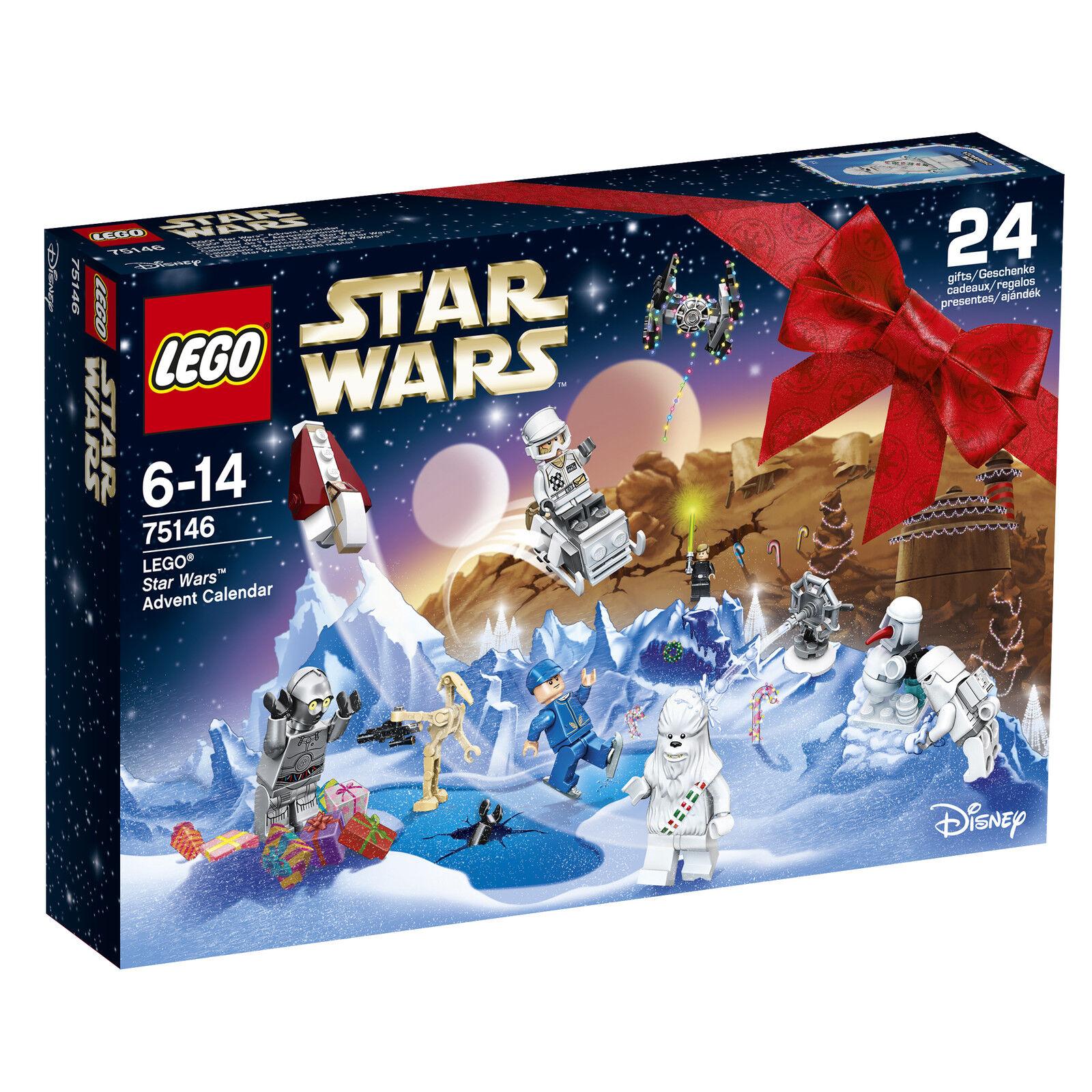 LEGO Star Wars 75146 Advent Calendar 2016 - NEW & SEALED