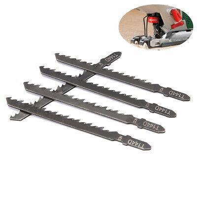 5pcs T101B 100mm Jig Saw Blades Wood Metal Fast Cutting Reciprocating Saw Blade