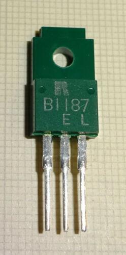 2x  Transitor 2SB1187  •  B1187 •  2 SB 1187 Versand aus Deutschland 105-11-08-C