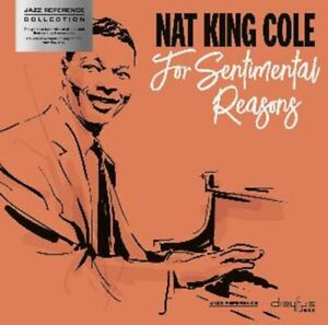 Nat-King-Cole-For-Sentimental-Reasons-New-CD-Album-Pre-Order-10th-May