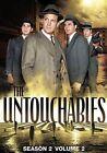 Untouchables Season Two Vol 2 - DVD Region 1