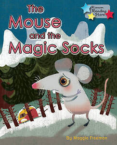 The-Mouse-and-the-Magic-Socks-by-Freeman-Maggie-Paperback-book-2015