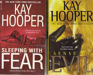 Complete-Set-Series-Lot-of-17-Bishop-Special-Crimes-Unit-Books-by-Kay-Hooper