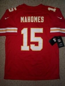 2020-2021-Chiefs-PATRICK-MAHOMES-nfl-NIKE-Jersey-YOUTH-KIDS-BOYS-L-LG-LARGE