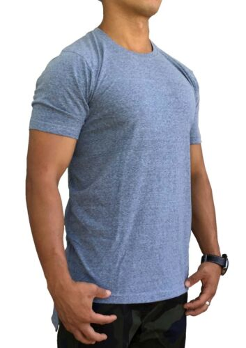 MENS TALL TEES TOP EXTRA LONG LENGTH SLIM FIT GYM FASHION SHIRT MUSCLE LONG TAIL