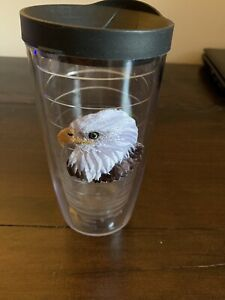 American Bald Eagle Tervis Cup 16oz Pint Made In Usa Freedom Liberty Merica Ebay