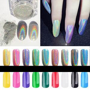 Colorful-Chrome-Metallic-Mirror-Dust-Effect-Glitter-Magic-Shiny-Nail-Art-Hot