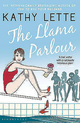 1 of 1 - The Llama Parlour, Lette, Kathy, Excellent Book