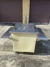 Delfield Ice Cream Dipping Counter Cabinet Kcf36 Stainless Commercial Machine