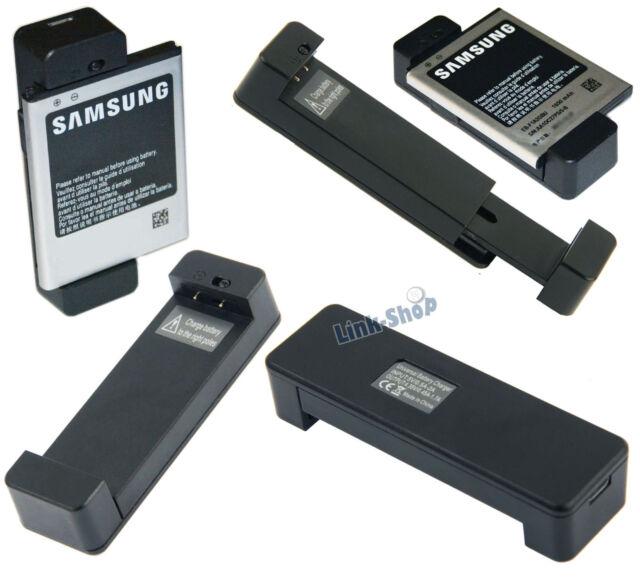 Base da Tavolo Caricabatterie Carica Micro USB per Samsung Galaxy S4 S3 S2 i9300