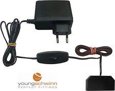 Zuleitung für LED Leuchten,mit Handschalter,Trafo mit Handschalter,Netzteil 8192