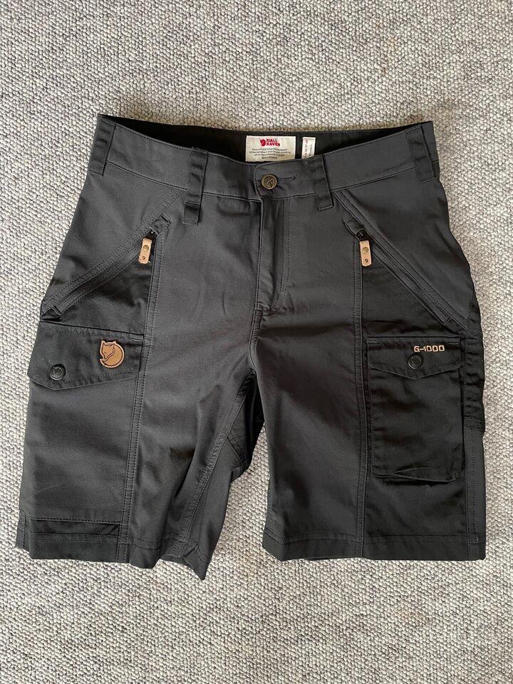 Shorts, Fjällräven, Nikka Curved W