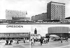 "Germany, Dresden, Restaurant, Interhotel ""Bastei"" multiviews"