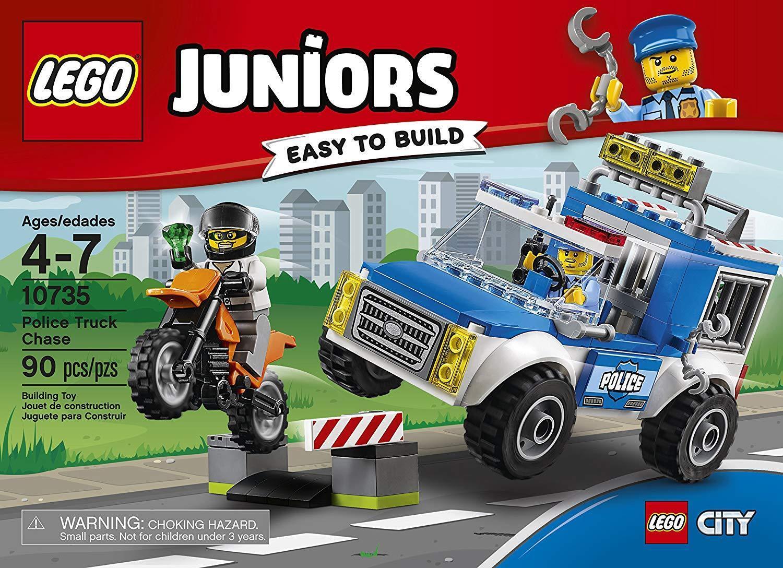 LEGO - JUNIORS - 10735 10735 10735 - L'ARRESTATION DU BANDIT 3a0558
